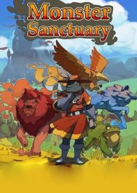Game Box for Monster Sanctuary (PC)