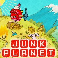Game Box for Junk Planet (Switch)