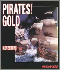 Okładka Pirates! Gold (PC)
