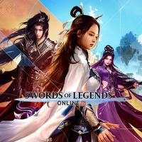 Game Box for Swords of Legends Online (PC)