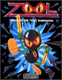 Game Box for Zool (PC)