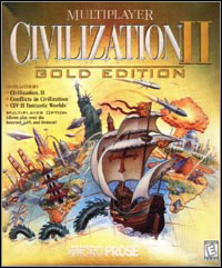 Okładka Sid Meier's Civilization II: Multiplayer Gold Edition (PC)