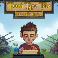 Okładka Touch Type Tale (PC)