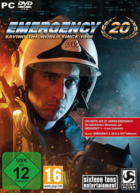 Game Box for Emergency 20 (PC)