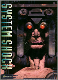 Game Box for System Shock (1994) (PC)