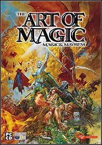 Okładka Magic & Mayhem: The Art of Magic (PC)