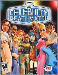 Okładka Celebrity Deathmatch (PC)