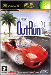 Okładka OutRun 2 (XBOX)