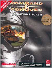 Game Box for Command & Conquer: The Covert Operations (PC)