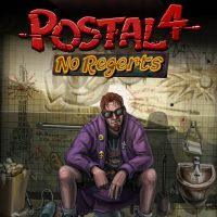 Game Box for Postal 4: No Regerts (PC)