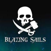 Okładka Blazing Sails (PC)