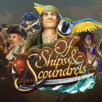 Game Box for Of Ships & Scoundrels (PC)