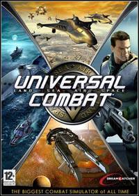 Okładka Universal Combat (PC)