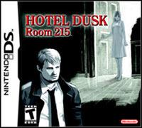 Okładka Hotel Dusk: Room 215 (NDS)