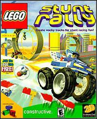 Game Box for LEGO Stunt Rally (PC)