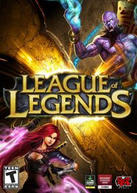 Game Box for League of Legends (PC)