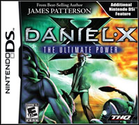 Game Box for Daniel X: The Ultimate Power (NDS)