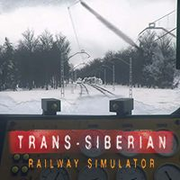 Game Box for Trans-Siberian Railway Simulator (PC)