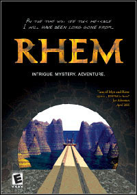 Okładka Rhem (PC)