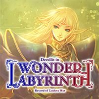 Game Box for Record of Lodoss War: Deedlit in Wonder Labyrinth (PC)