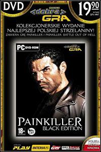 Okładka Painkiller: Black Edition (PC)