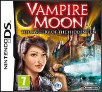 Okładka Vampire Moon: The Mystery of the Hidden Sun (NDS)