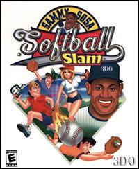 Okładka Sammy Sosa Softball Slam (PC)