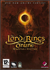 Okładka The Lord of the Rings Online (PC)
