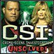 CSI: Crime Scene Investigation - Unsolved! (NDS)