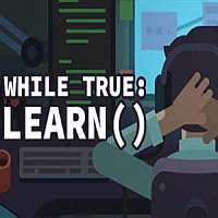 while True: learn() (AND)