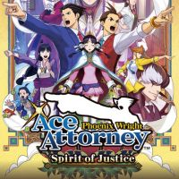 Phoenix Wright: Ace Attorney - Spirit of Justice (3DS)