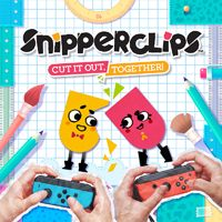 Snipperclips: Cut It Out, Together (Switch)