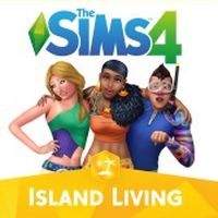 The Sims 4: Island Living (PS4)