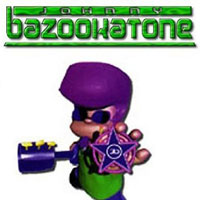 Johnny Bazookatone (PS1)