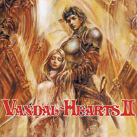 Vandal Hearts II (PS1)