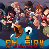 Oh...Sir!! The Insult Simulator Miniature