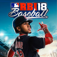 R.B.I. Baseball 18 (Switch)