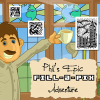 Fill-a-Pix: Phil's Epic Adventure (Switch)