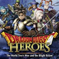 Dragon Quest Heroes: The World Tree's Woe and the Blight Below (PS3)