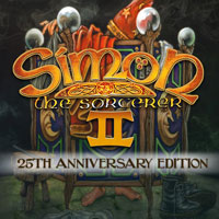 Simon the Sorcerer 2: 25th Anniversary Edition (iOS)