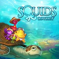 Squids Odyssey (3DS)