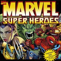 Marvel Super Heroes (PS1)