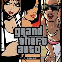 Grand Theft Auto: The Trilogy (XBOX)