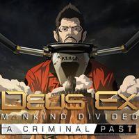 Deus Ex: Mankind Divided - A Criminal Past (PS4)