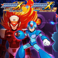 Mega Man X Legacy Collection 1 + 2 (PS4)