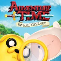 Adventure Time: Finn and Jake Investigations (XONE)