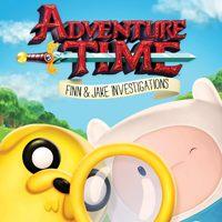 Adventure Time: Finn and Jake Investigations (WiiU)