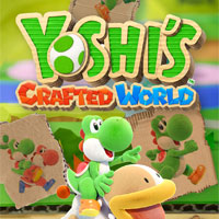 Yoshi's Crafted World (Switch)