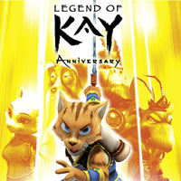 Legend of Kay Anniversary (Switch)