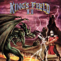 King's Field II (PS1)